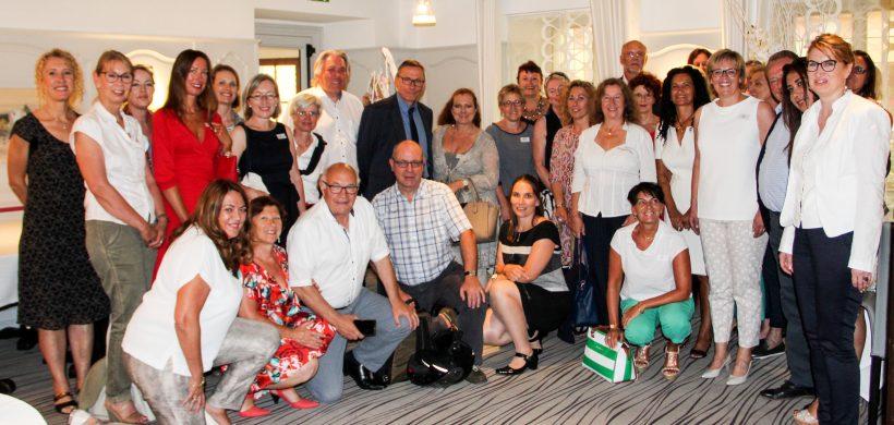Un réseau de femmes chefs d'entreprises allemandes en visite en Alsace