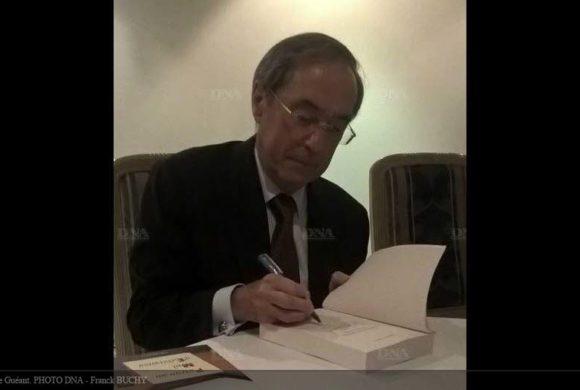 Monsieur Claude GUEANT - soirée annuelle IDEE PME