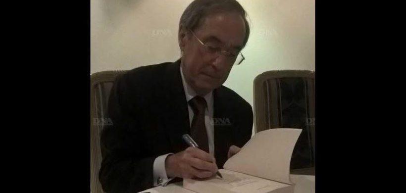 Claude Guéant soutient et encourage IDEE PME