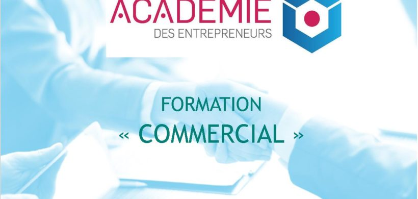 FORMATION «COMMERCIAL et TECHNIQUES DE VENTE»
